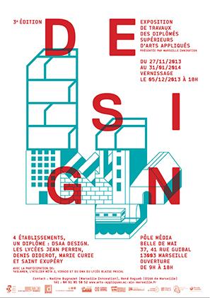 Affiche A0 Design4