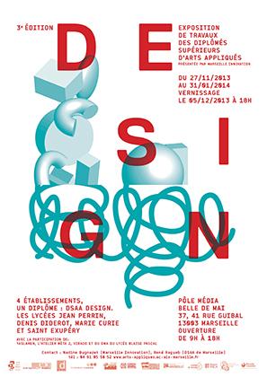 Affiche A0 Design410