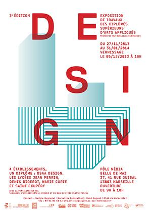 Affiche A0 Design411