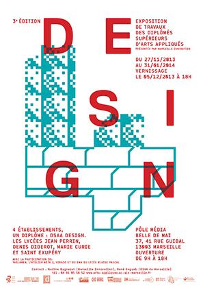 Affiche A0 Design43