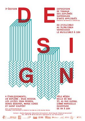 Affiche A0 Design44