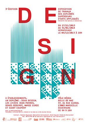 Affiche A0 Design48
