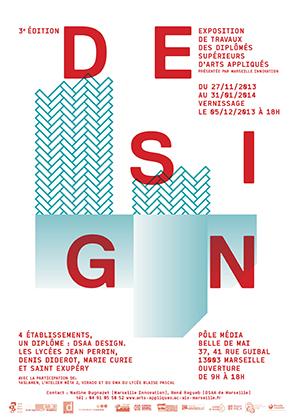 Affiche A0 Design50